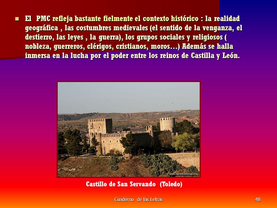 Castillo de San Servando (Toledo)