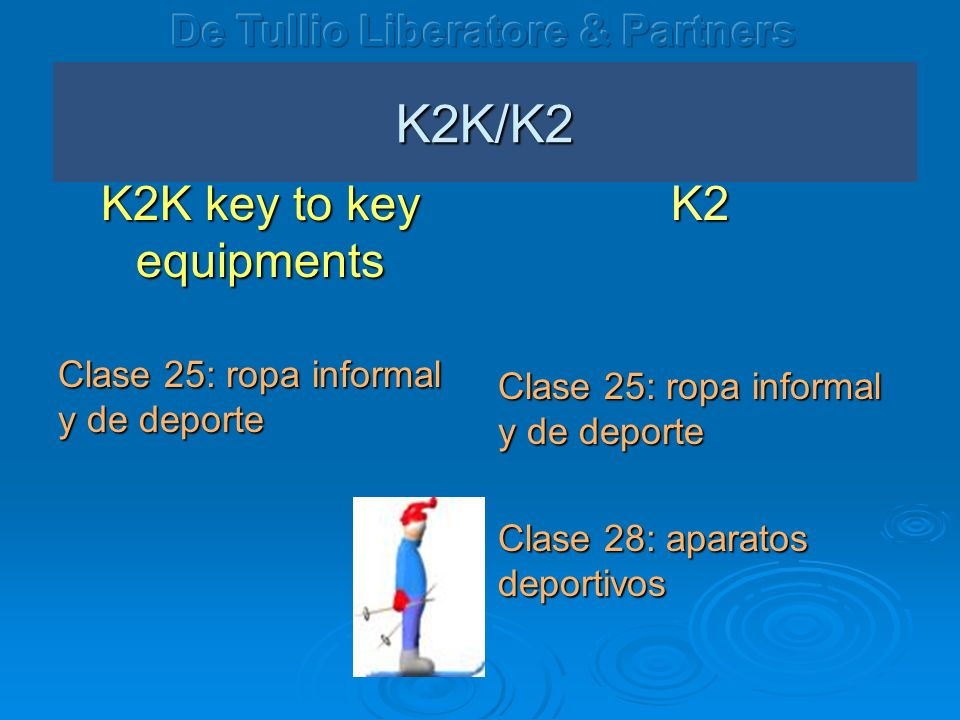 K2K key to key equipments