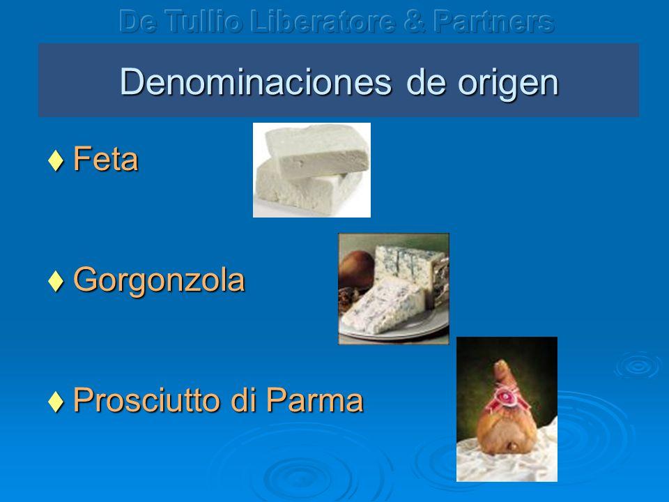 Denominaciones de origen