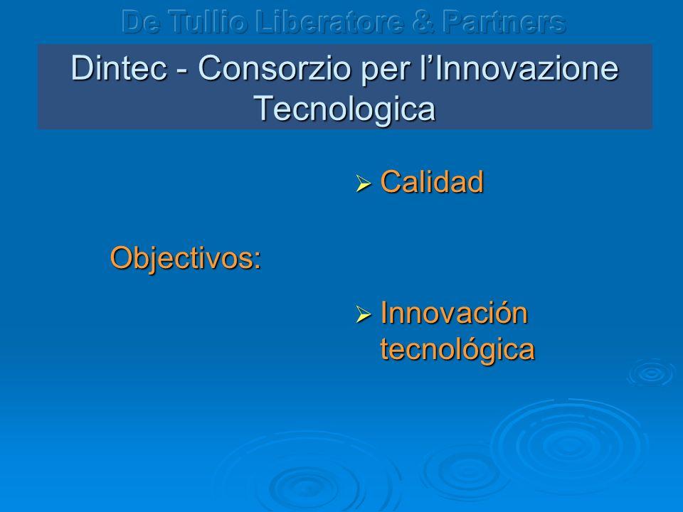Dintec - Consorzio per l'Innovazione Tecnologica
