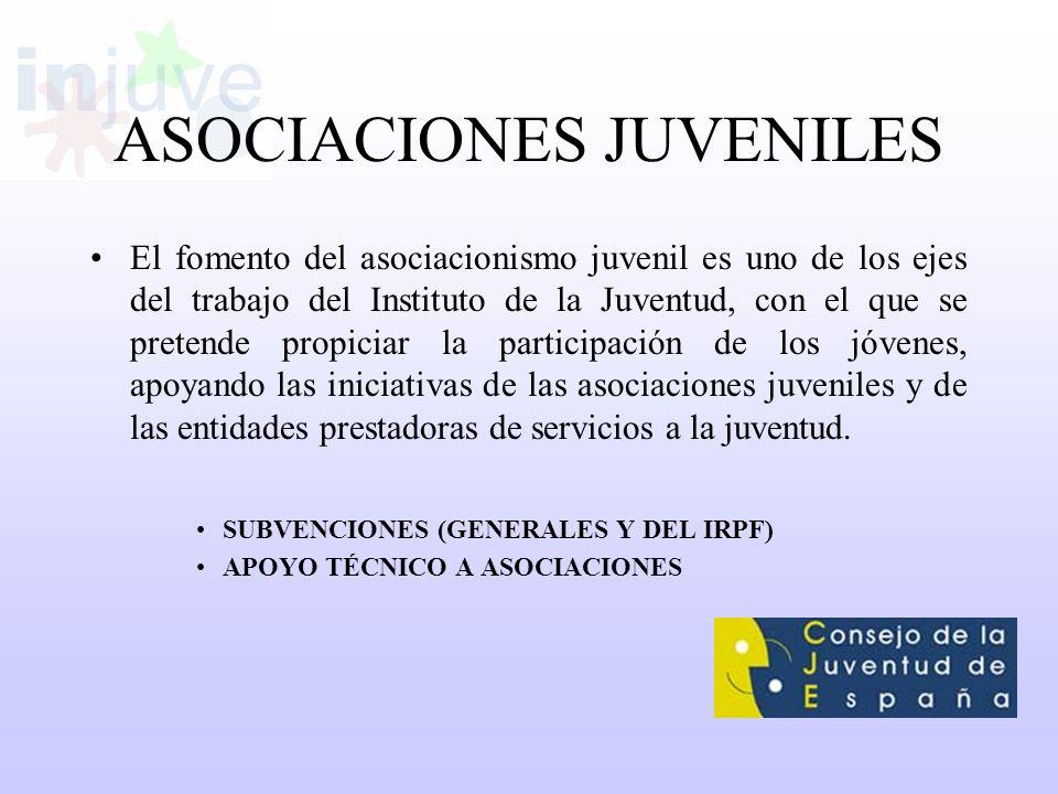 ASOCIACIONES JUVENILES