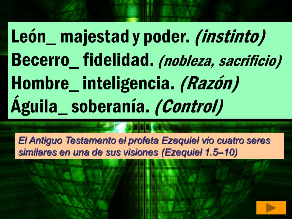 León_ majestad y poder. (instinto)