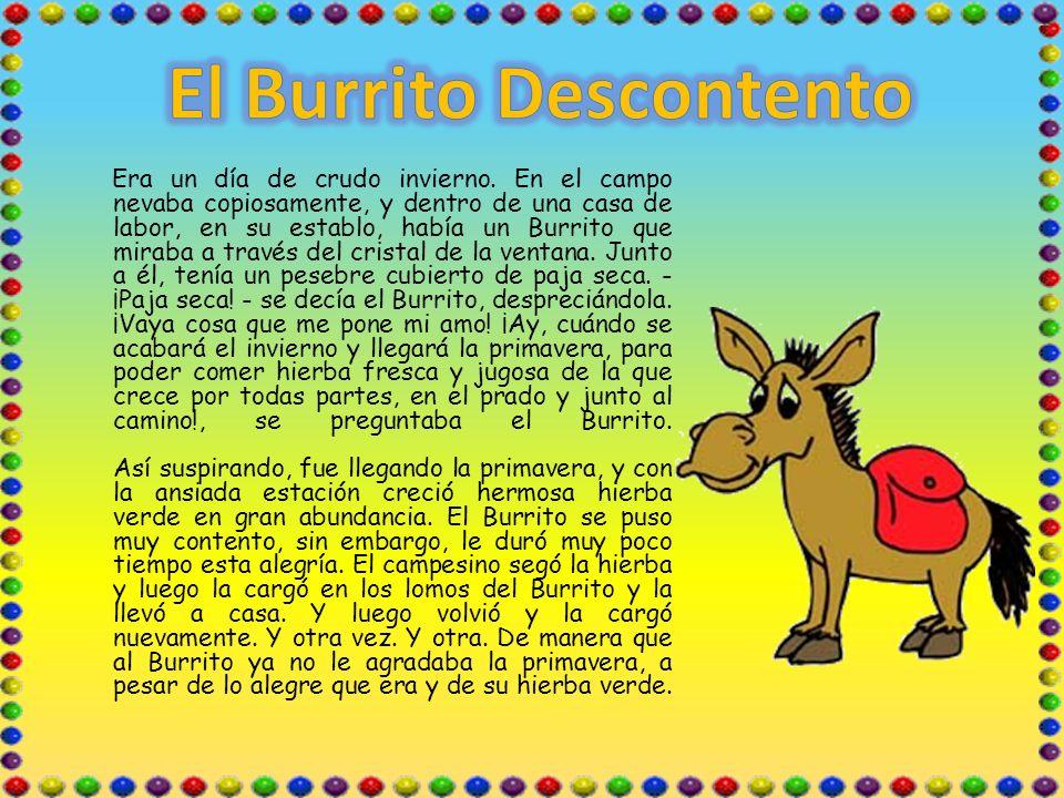 El Burrito Descontento