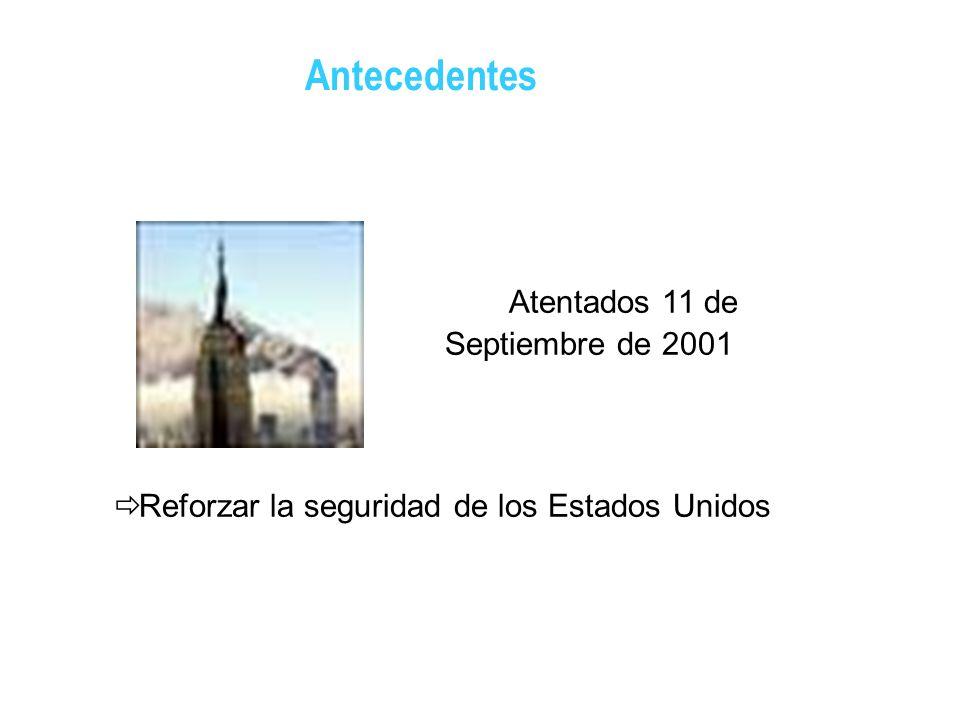 Atentados 11 de Septiembre de 2001