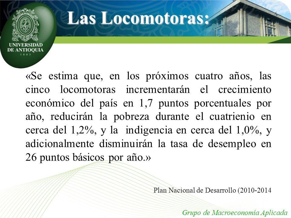 Las Locomotoras: