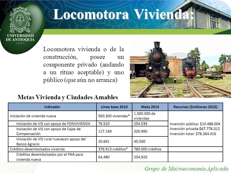 Locomotora Vivienda: