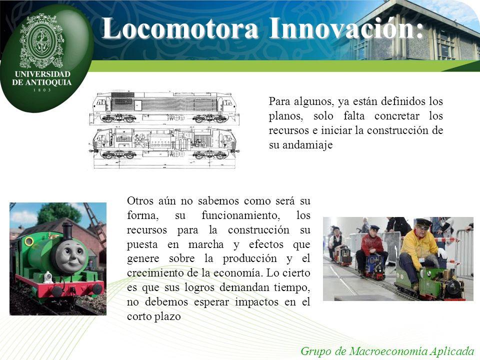 Locomotora Innovación: