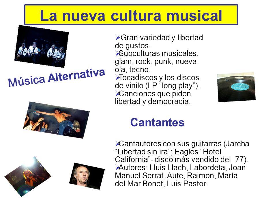 La nueva cultura musical