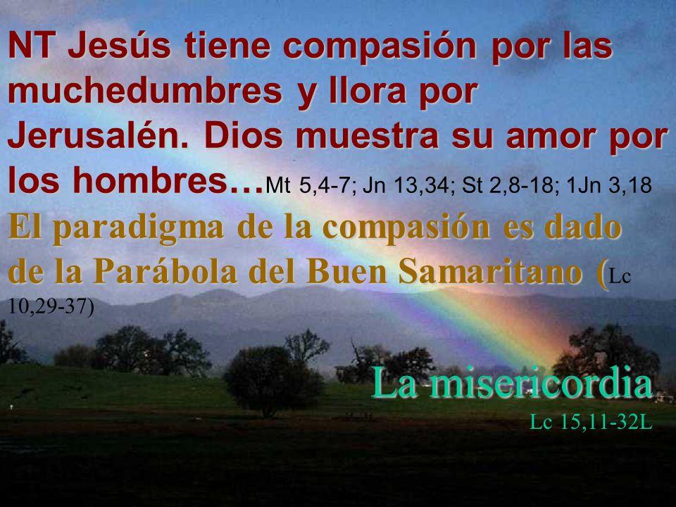 NT Jesús tiene compasión por las muchedumbres y llora por Jerusalén
