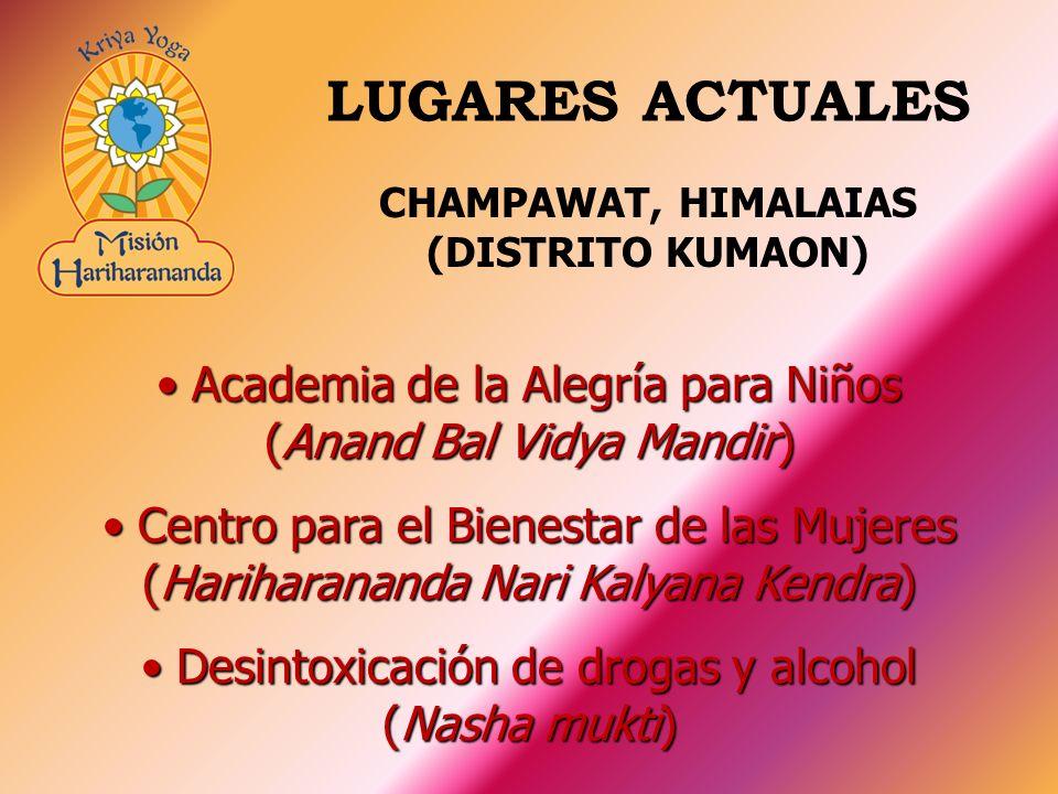 CHAMPAWAT, HIMALAIAS (DISTRITO KUMAON)