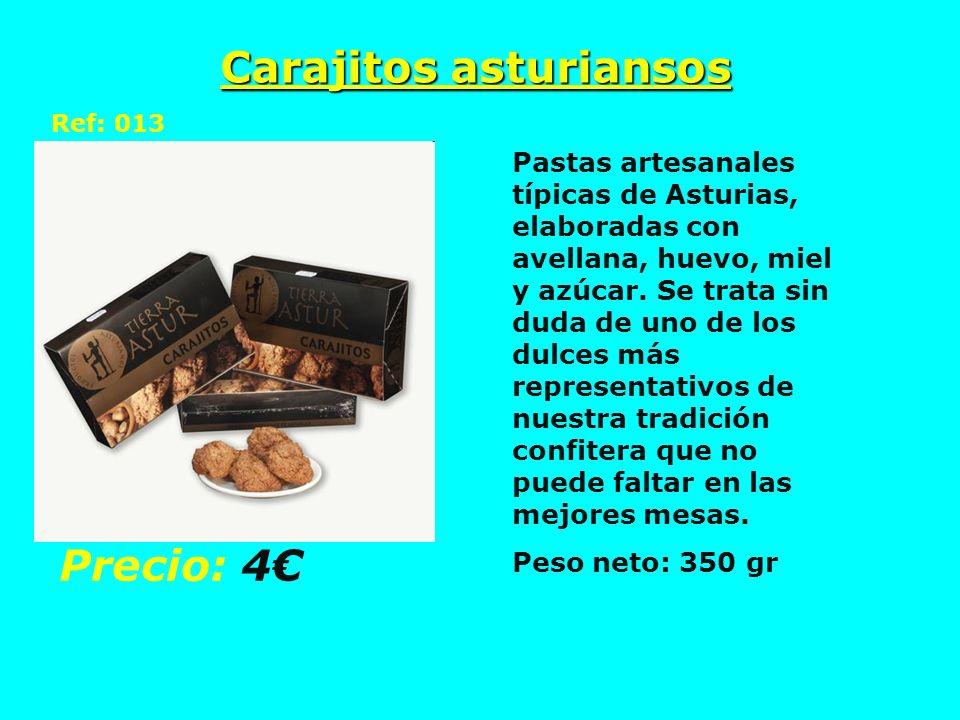 Carajitos asturiansos