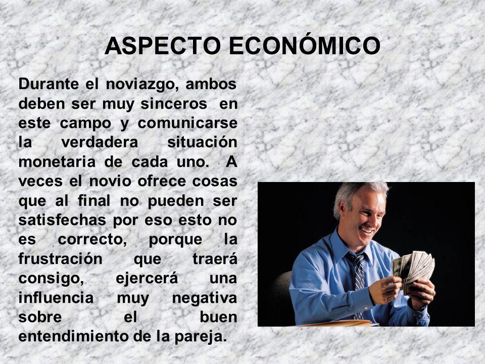ASPECTO ECONÓMICO