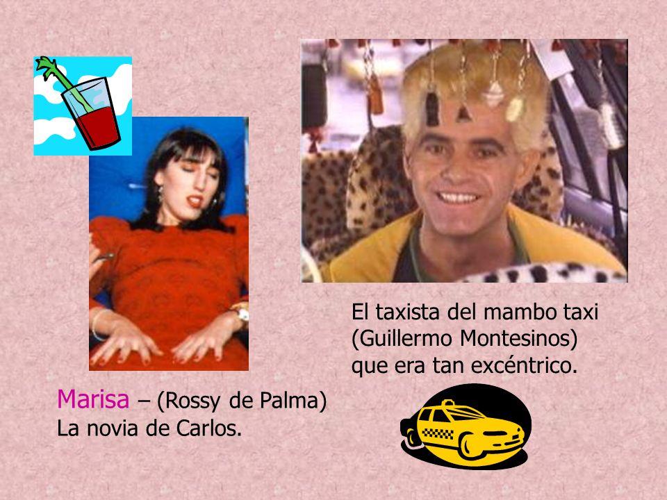 Marisa – (Rossy de Palma)