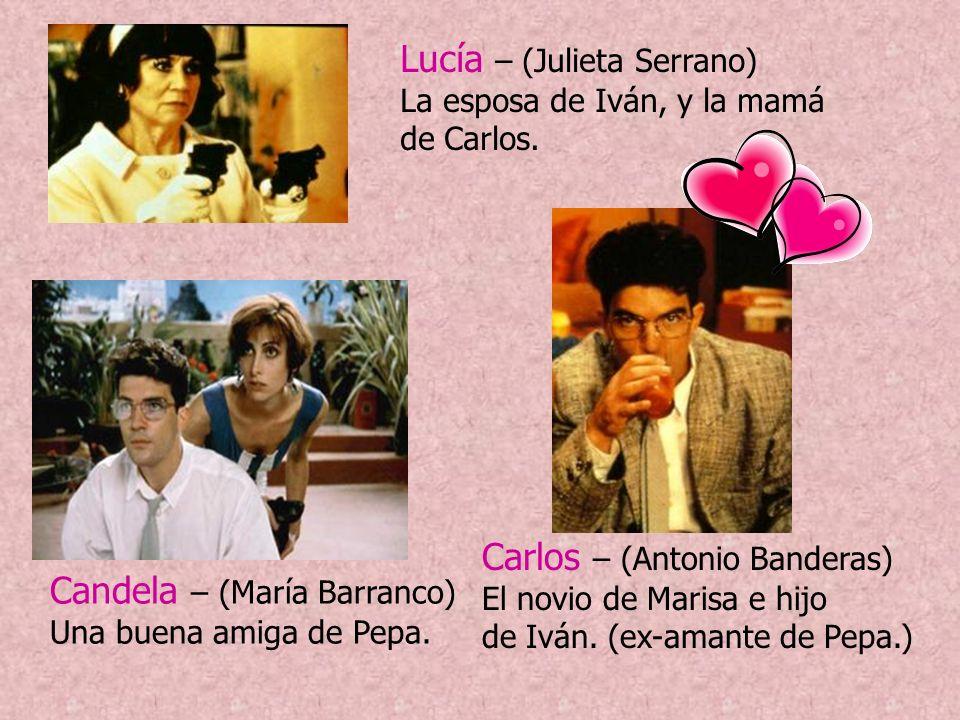 Lucía – (Julieta Serrano)