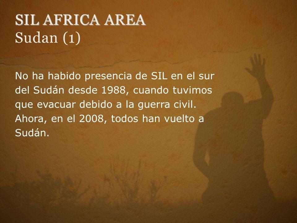 SIL AFRICA AREA Sudan (1)