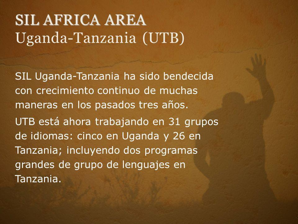 SIL AFRICA AREA Uganda-Tanzania (UTB)