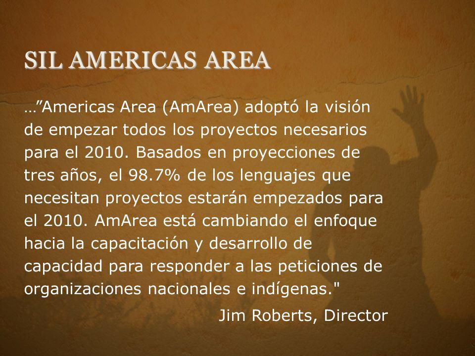 SIL AMERICAS AREA