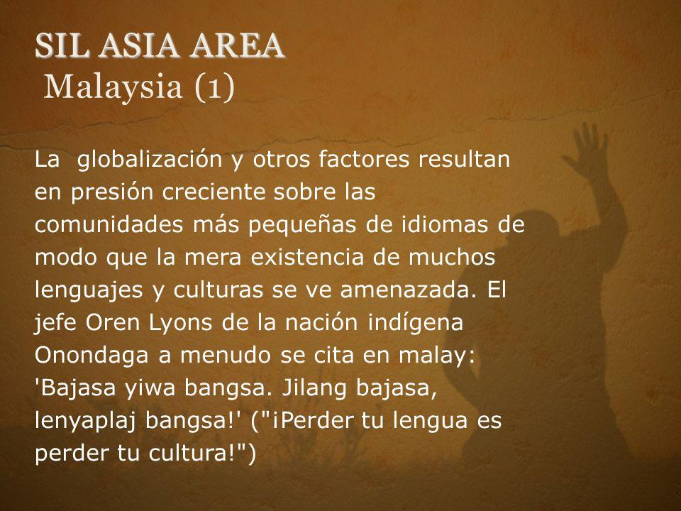 SIL ASIA AREA Malaysia (1)