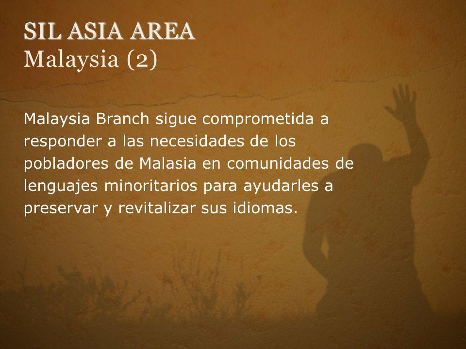 SIL ASIA AREA Malaysia (2)