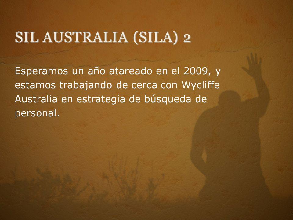SIL AUSTRALIA (SILA) 2