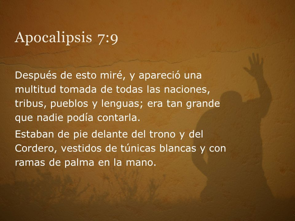 Apocalipsis 7:9