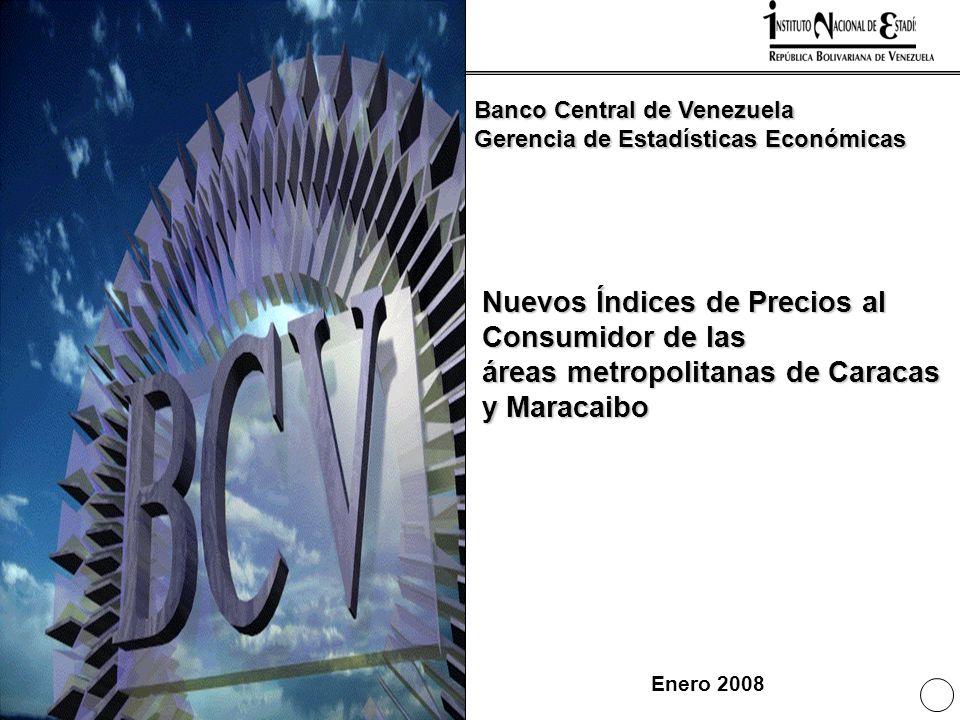 Nuevos Índices de Precios al Consumidor de las