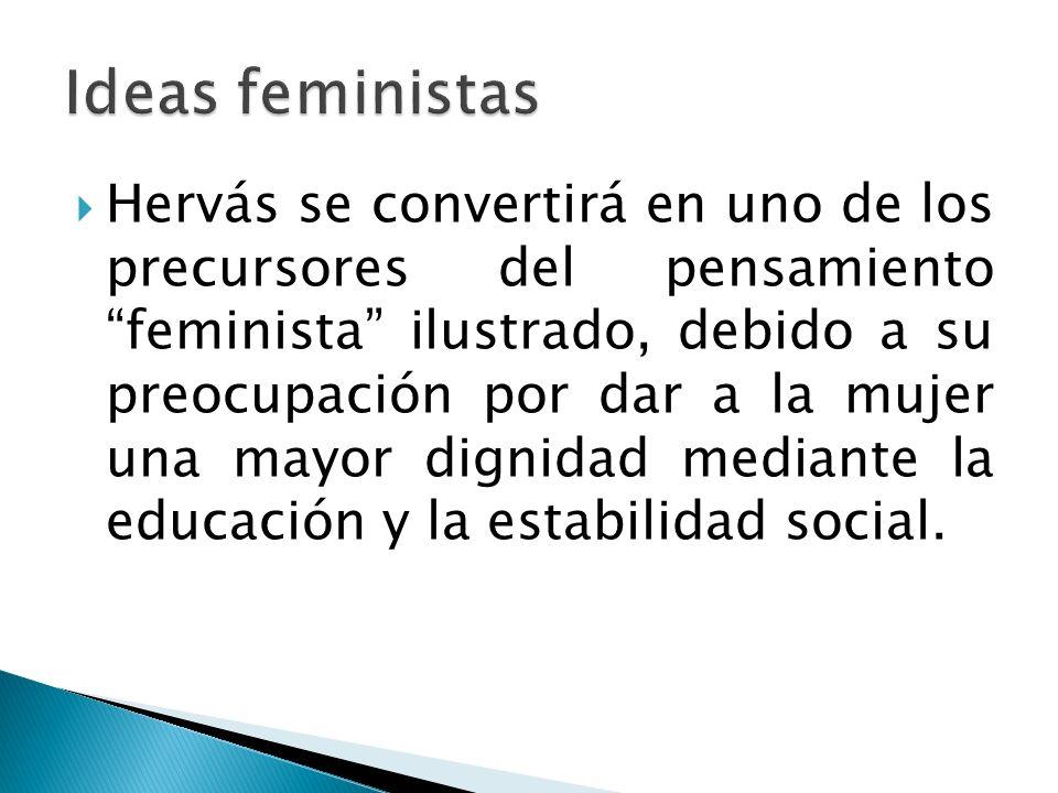 Ideas feministas