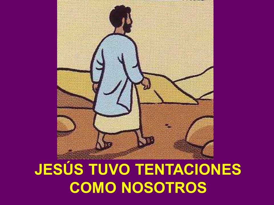 ¿Recordáis el Evangelio del 1º Domingo de Cuaresma
