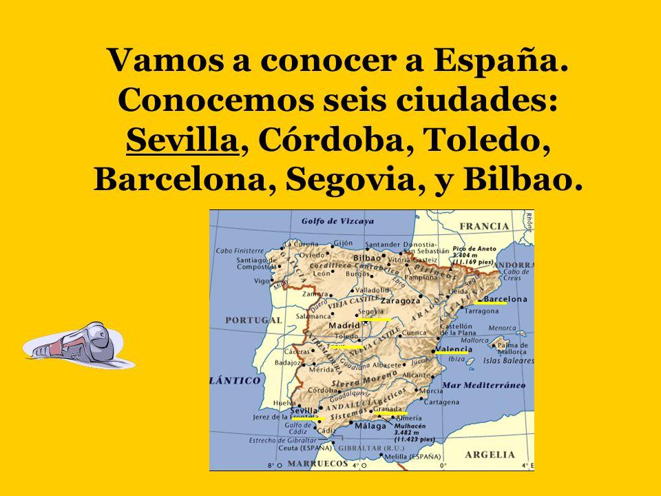 Vamos a conocer a España