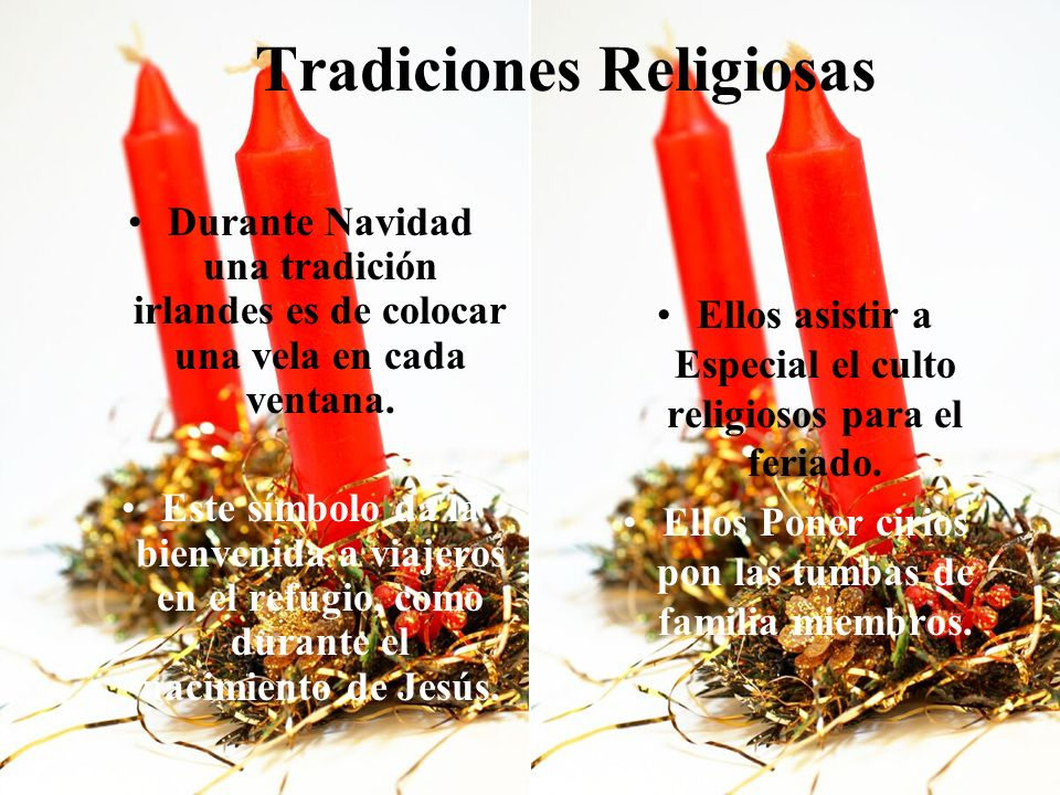 Tradiciones Religiosas