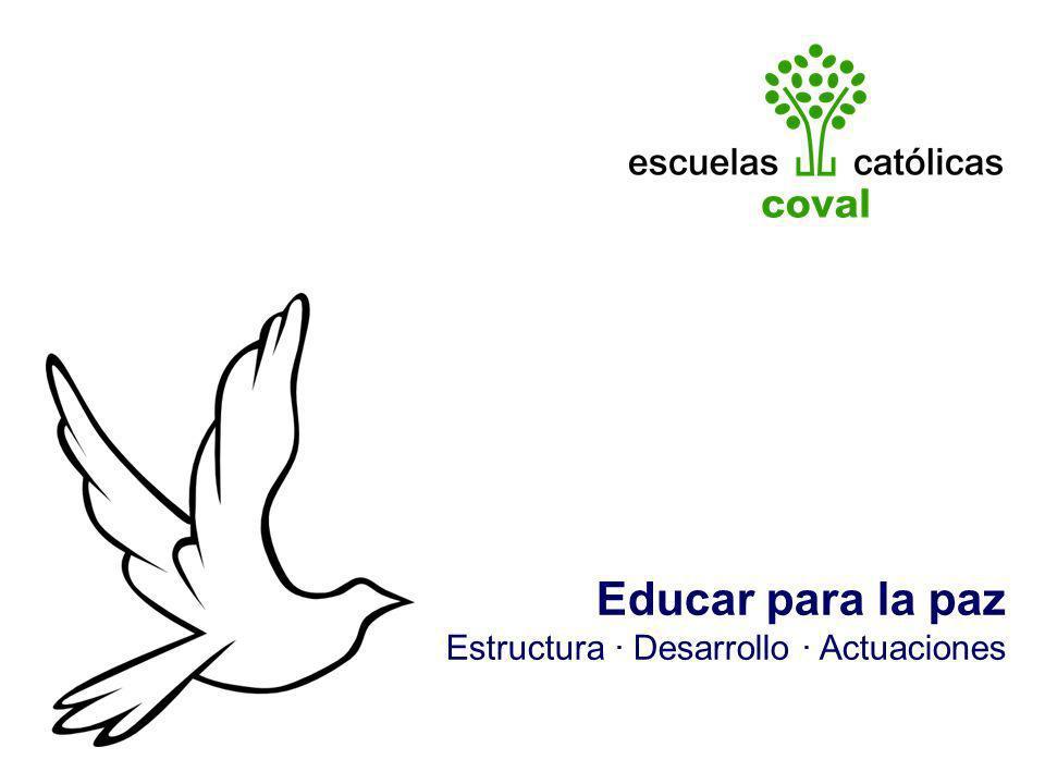 Educar para la paz Educar para la paz