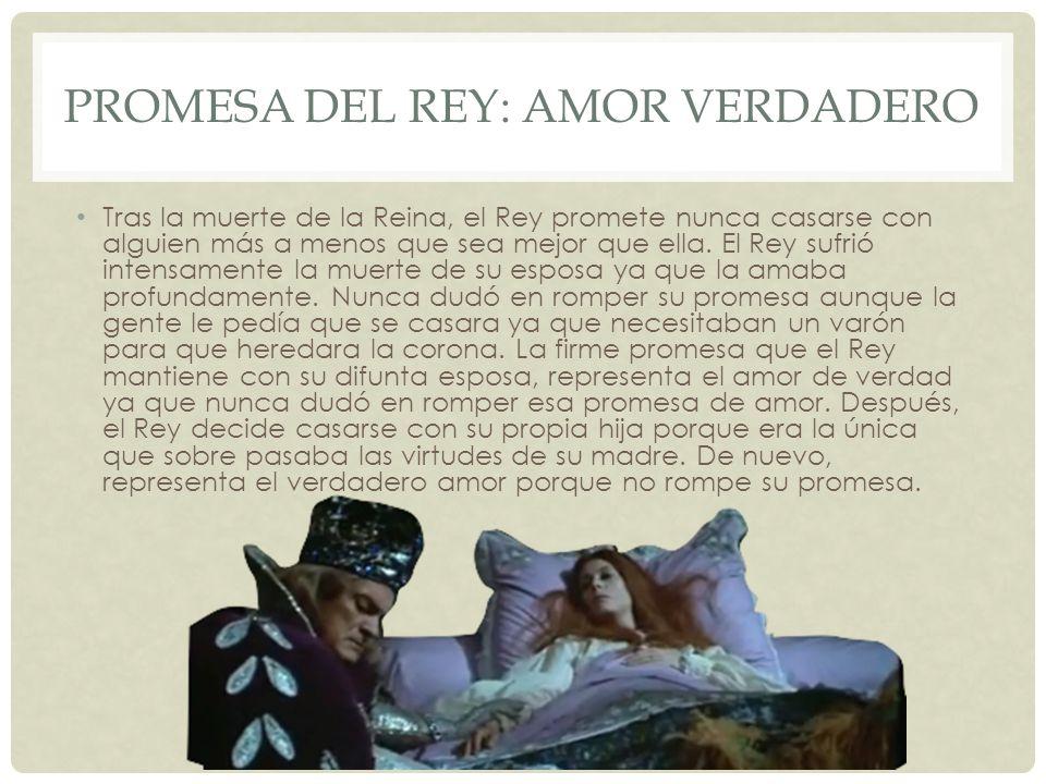 Promesa del rey: amor verdadero