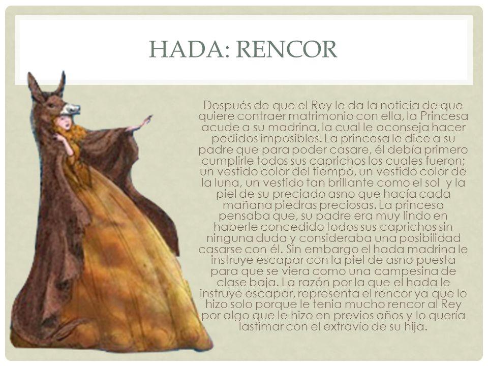 Hada: Rencor