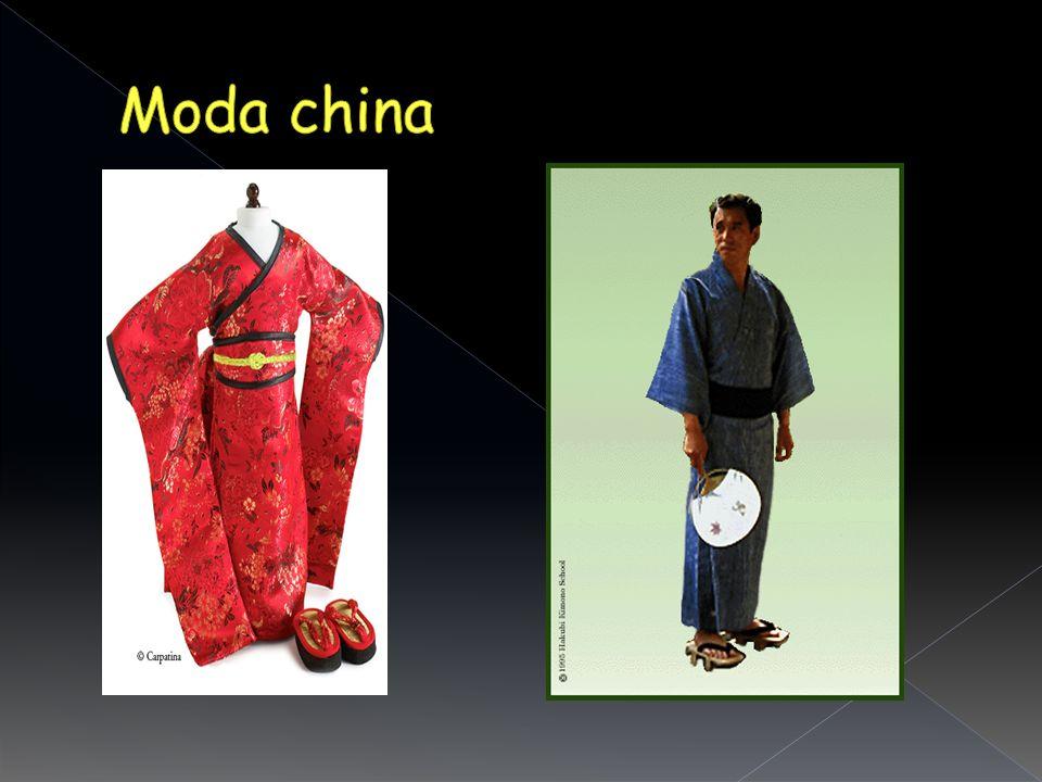 Moda china