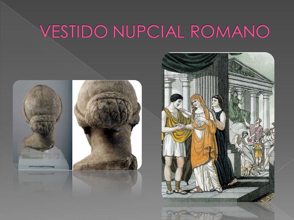 VESTIDO NUPCIAL ROMANO