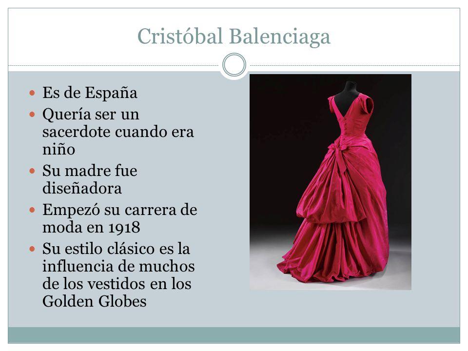 Cristóbal Balenciaga Es de España