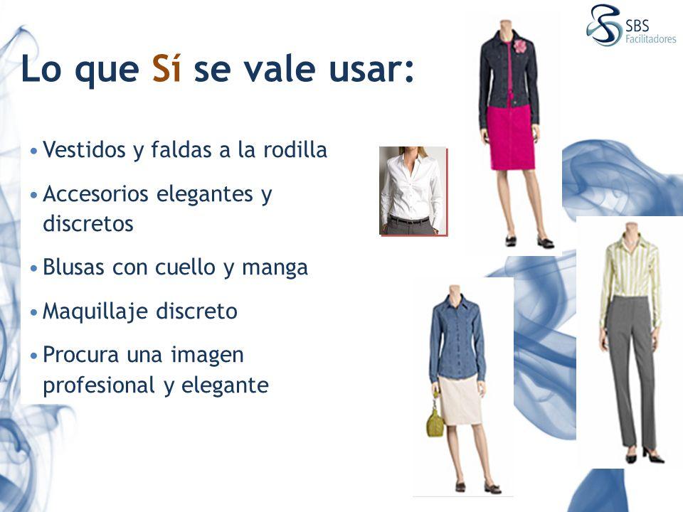 Lo que Sí se vale usar: Vestidos y faldas a la rodilla