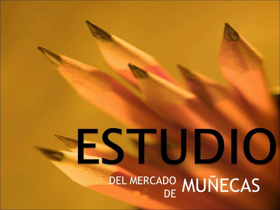 ESTUDIO DEL MERCADO DE MUÑECAS