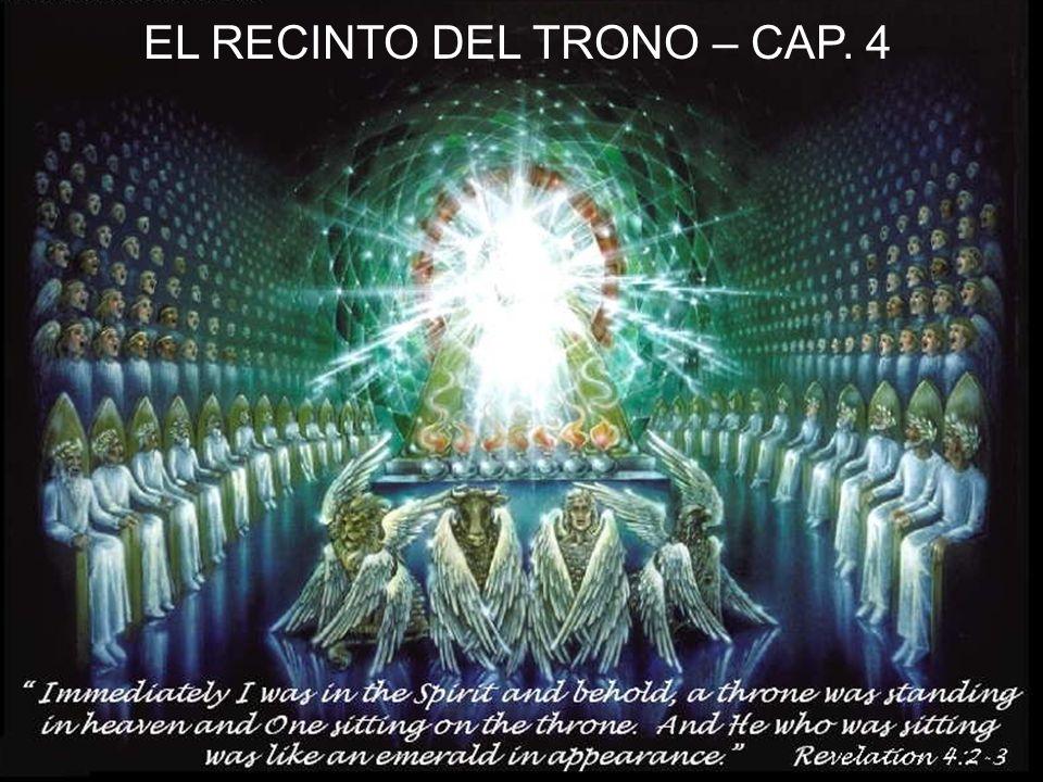 EL RECINTO DEL TRONO – CAP. 4