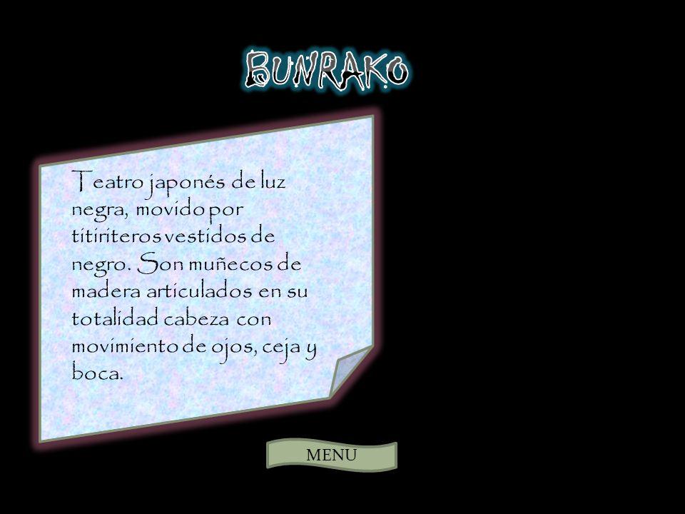 BUNRAKO