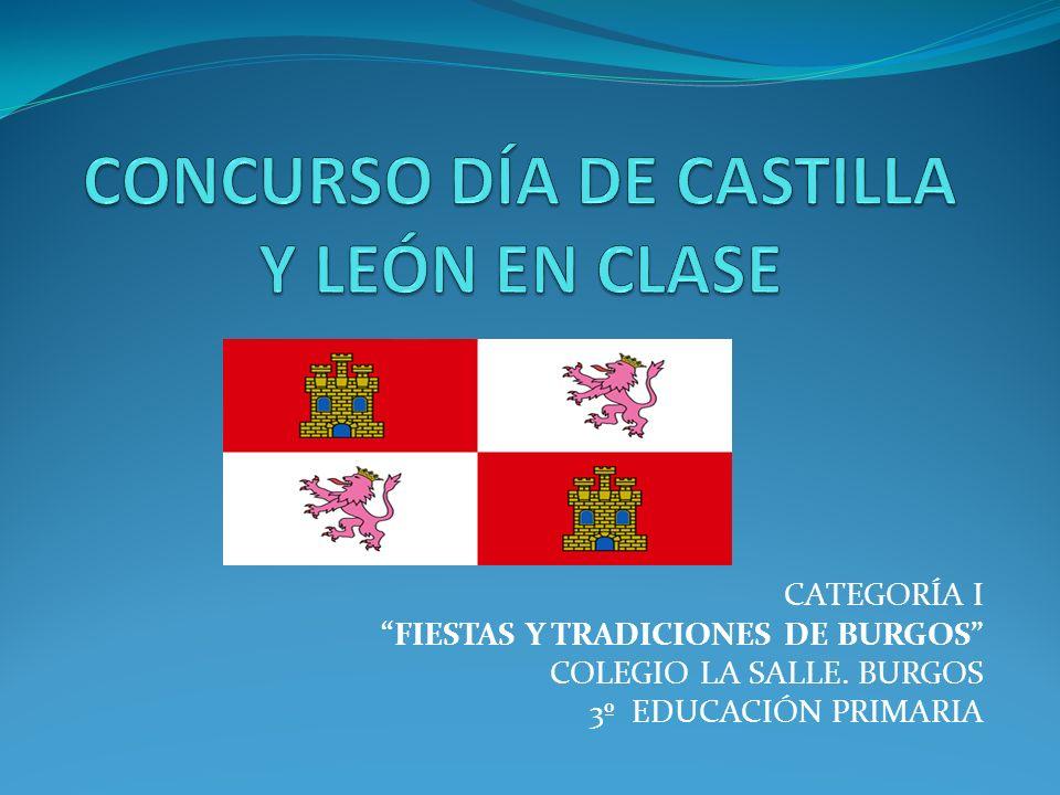 CONCURSO DÍA DE CASTILLA Y LEÓN EN CLASE