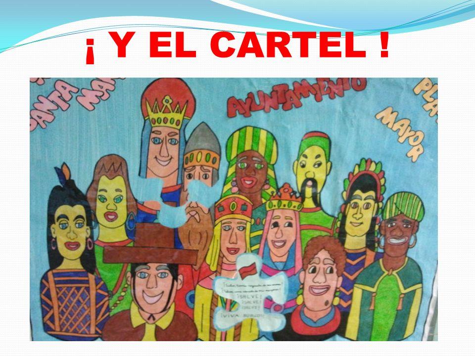 ¡ Y EL CARTEL !