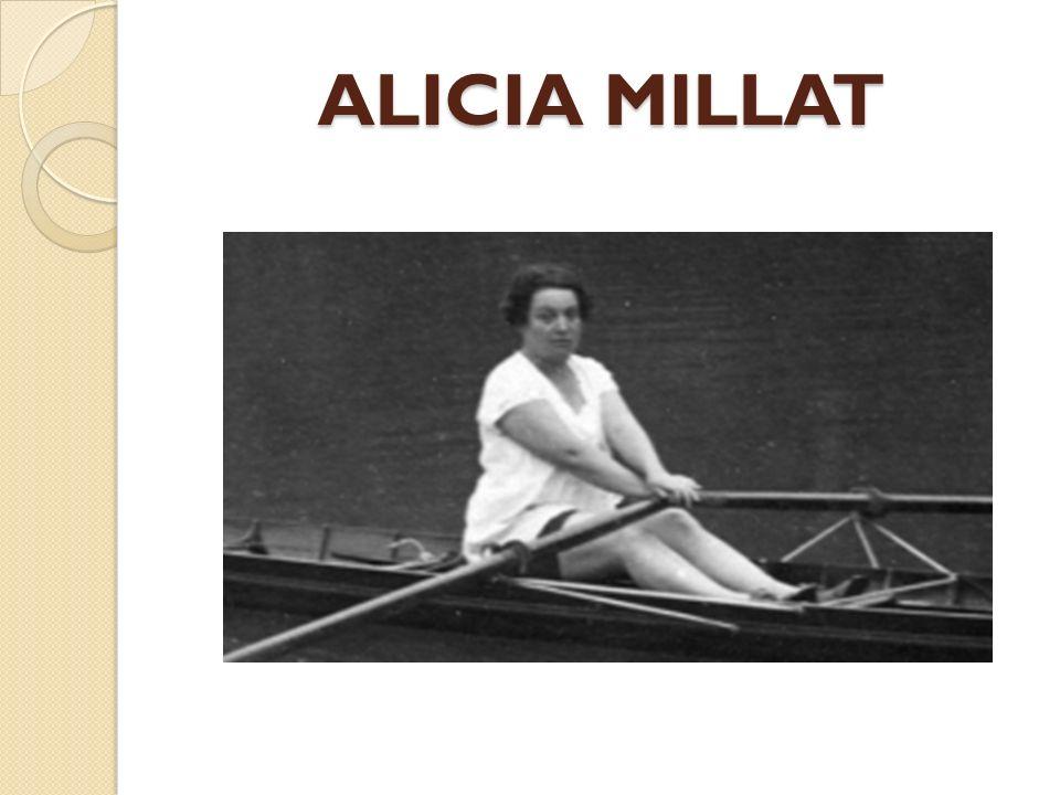 ALICIA MILLAT