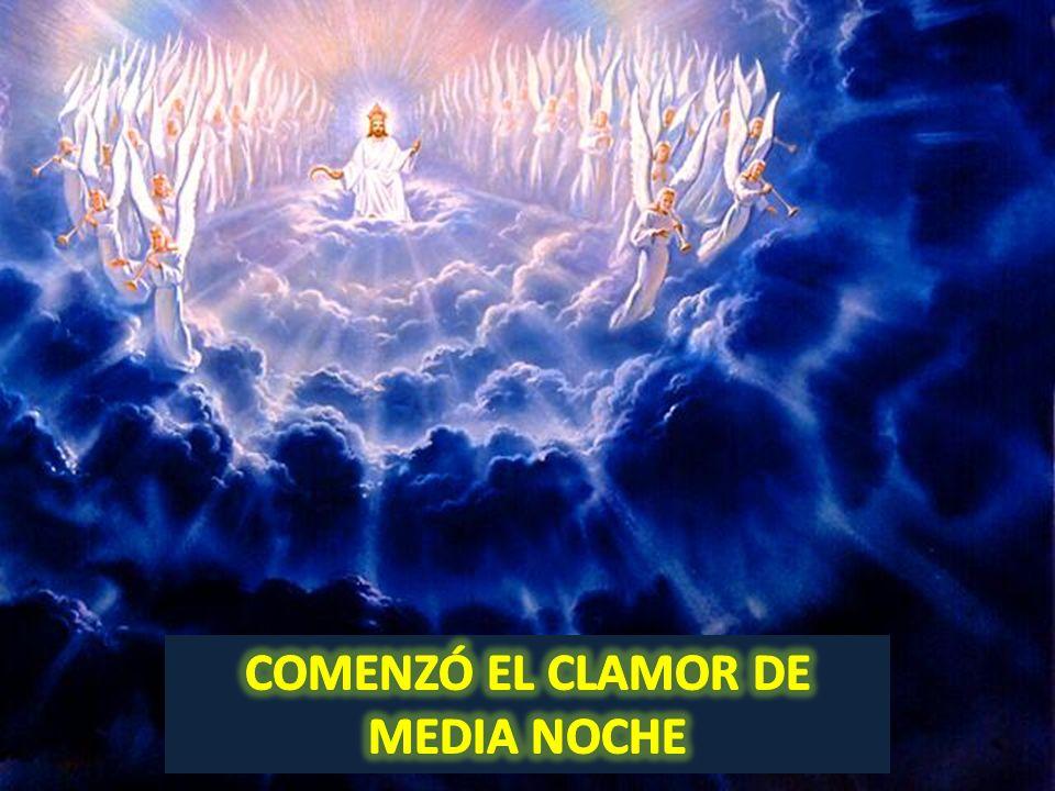 COMENZÓ EL CLAMOR DE MEDIA NOCHE