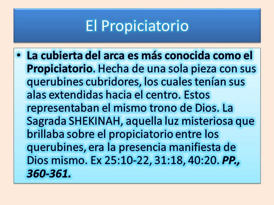 El Propiciatorio