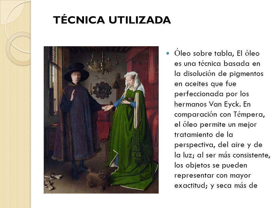 TÉCNICA UTILIZADA