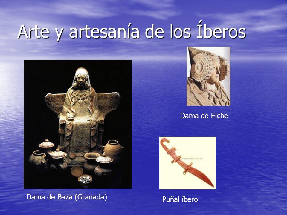 Arte y artesanía de los Íberos