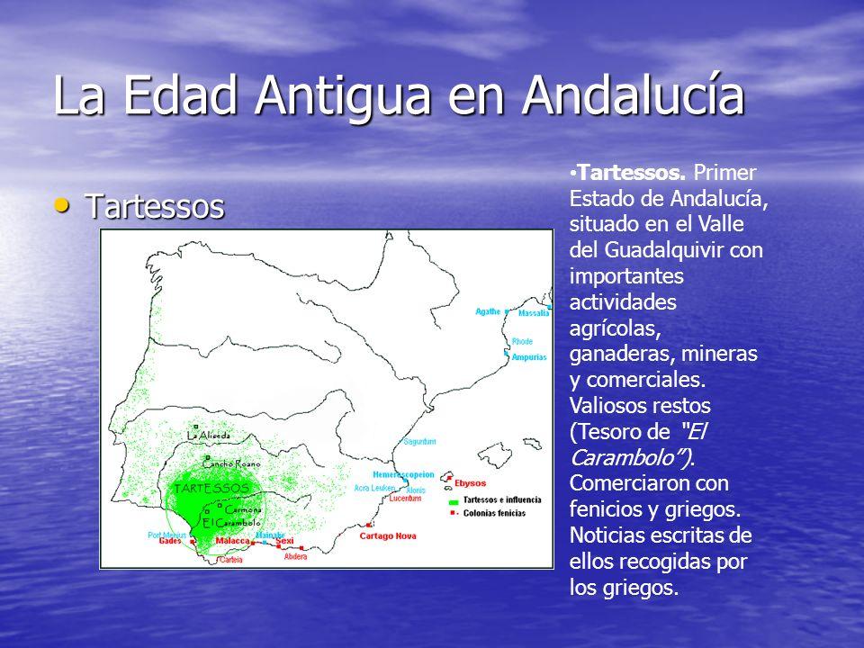 La Edad Antigua en Andalucía
