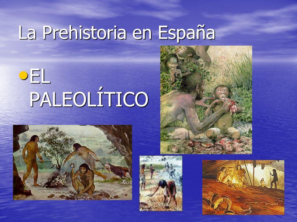 La Prehistoria en España