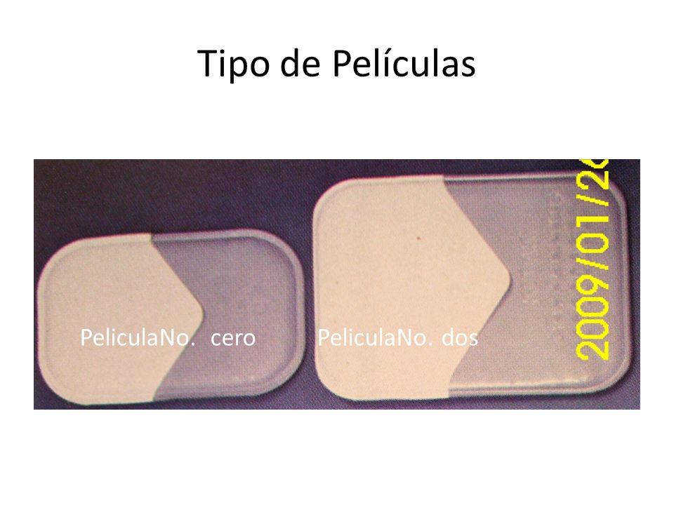 Tipo de Películas PeliculaNo. cero PeliculaNo. dos
